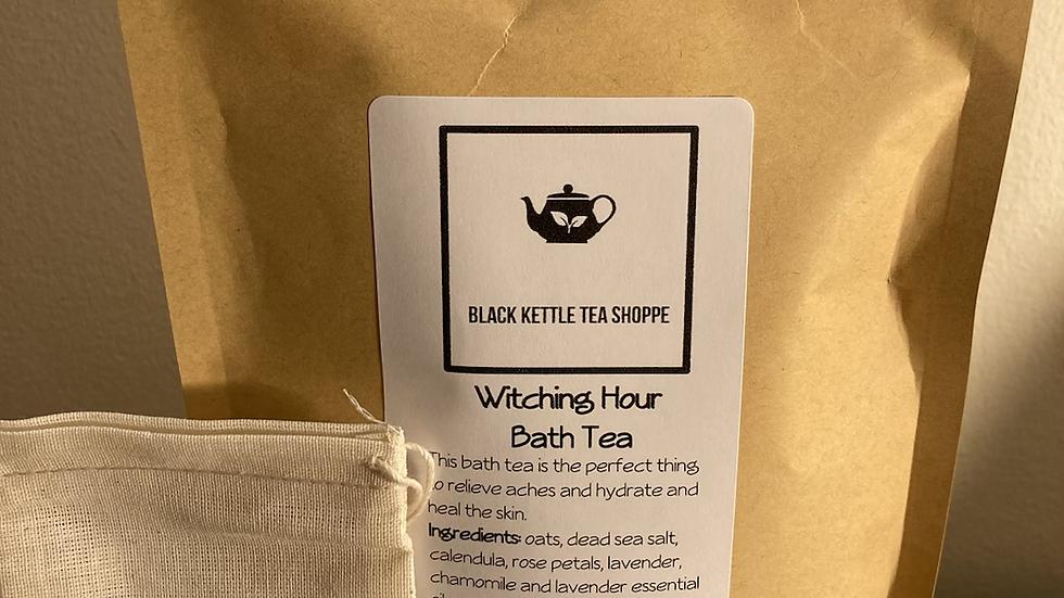 Witching Hour Bath Tea w/ herb bag
