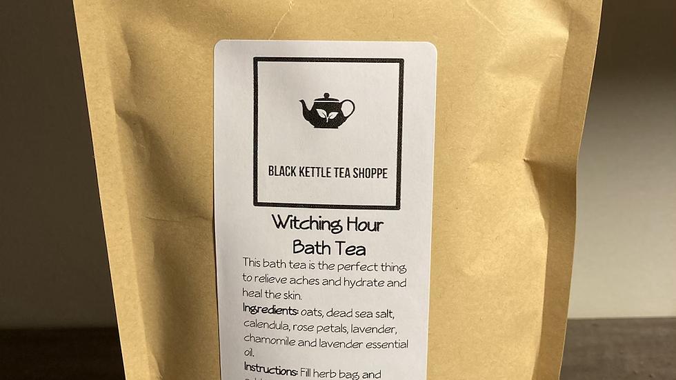 Witching Hour Bath Tea