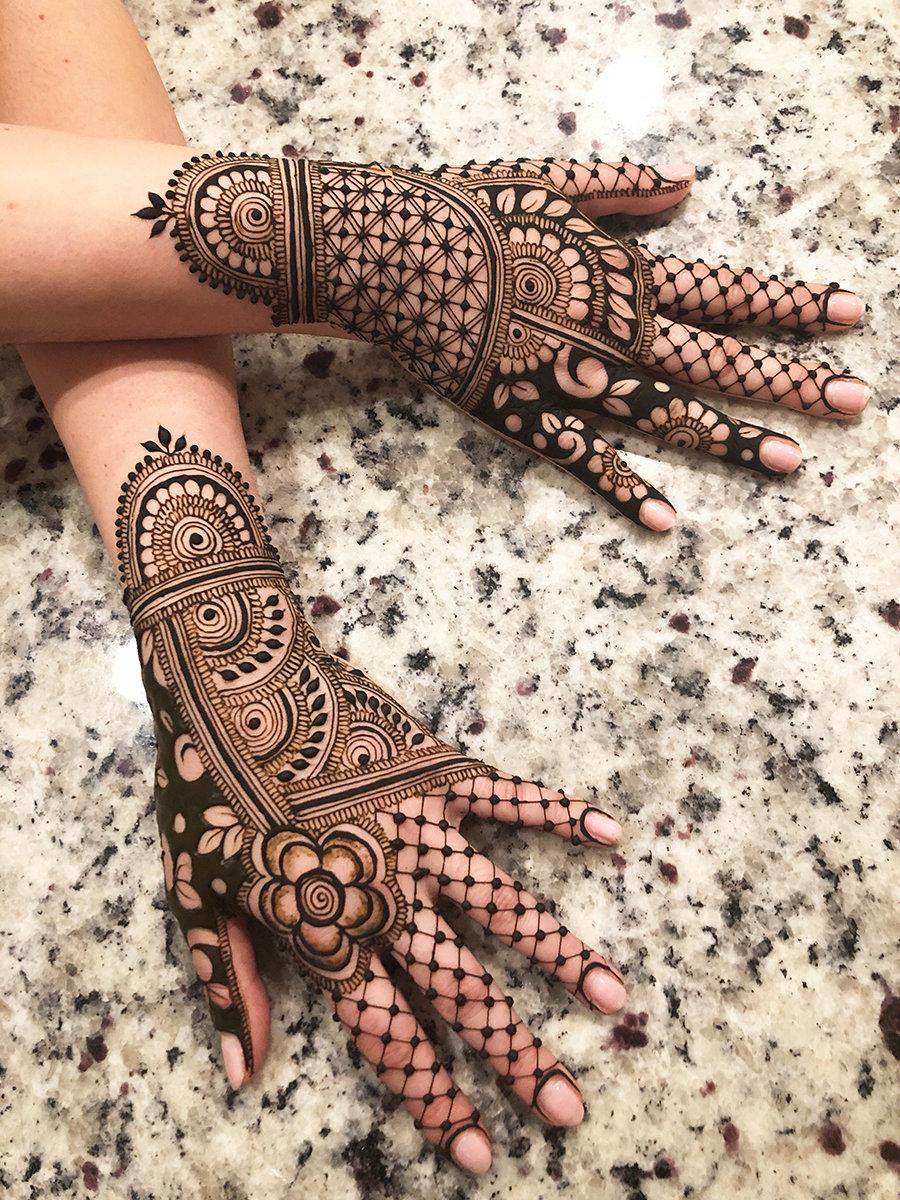60 Minute Henna Appointment