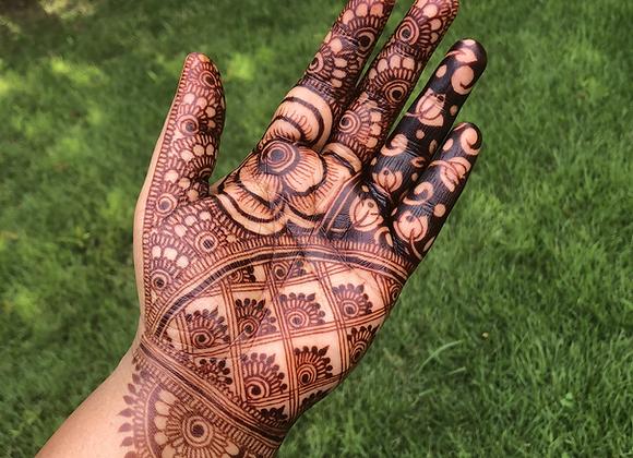 100% Organic Henna Cones