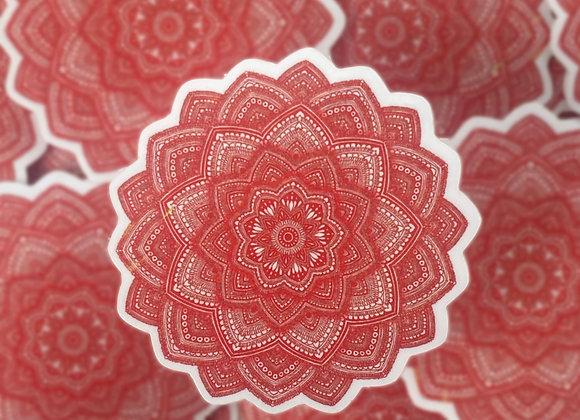 Mandala Stickers