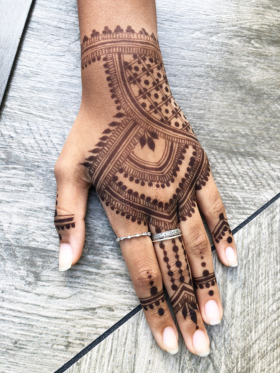20 Minute Jagua Henna Appointment