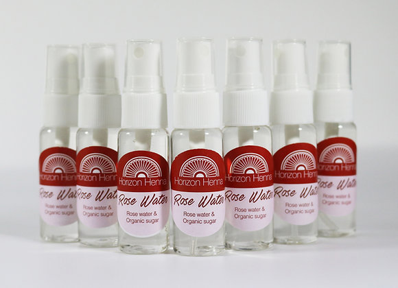 Rose Water Henna Finishing Spray
