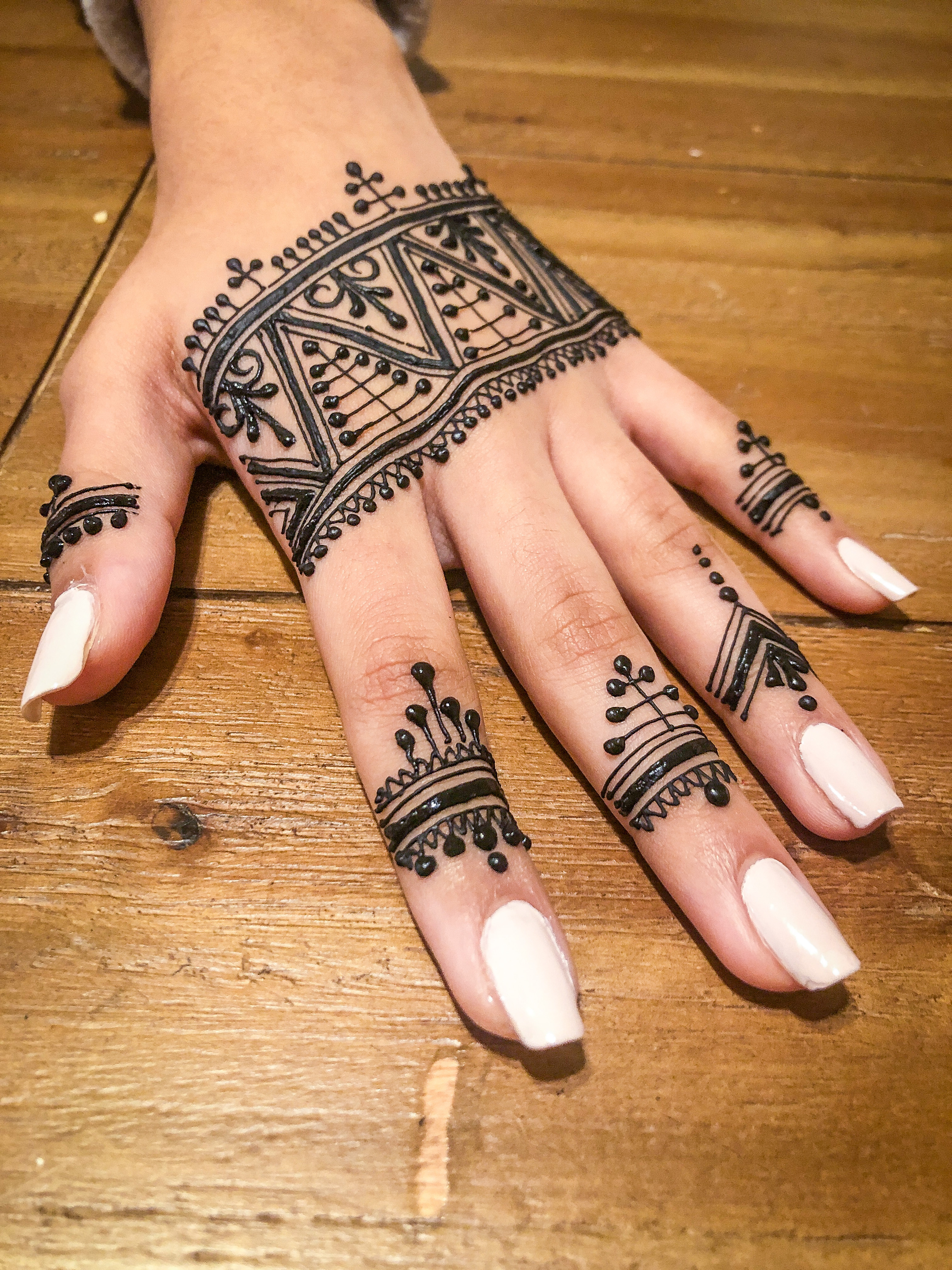 20 Minute Henna Appointment