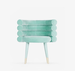 Royal Stanger  - marshmallow - dining chair