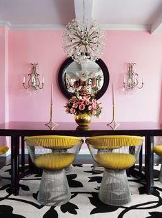 couleurs pour salle à manger