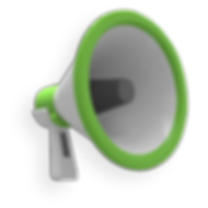 EGL megaphone
