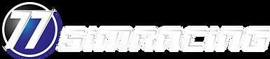 Logo 77SimRacing_2 blanc.png