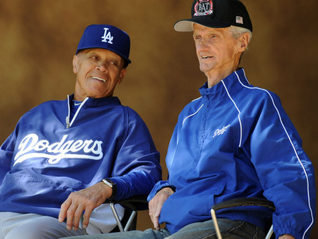Long Time Dodgers Exec Billy DeLury Passes