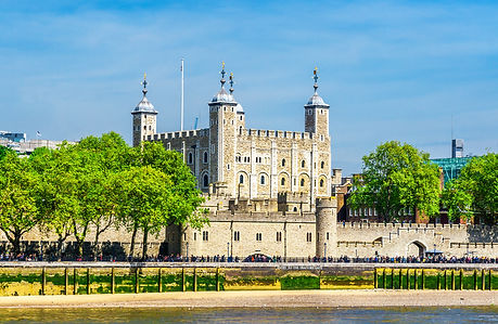 Tower Of London On The Thames River.jpg