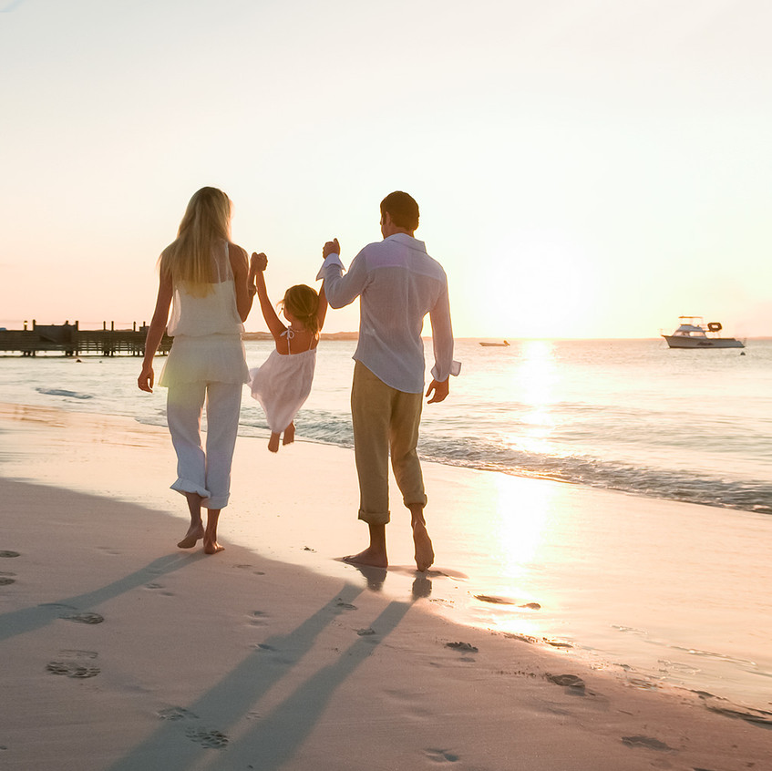 Beaches for families