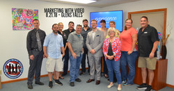 8.21.18 - Marketing with video