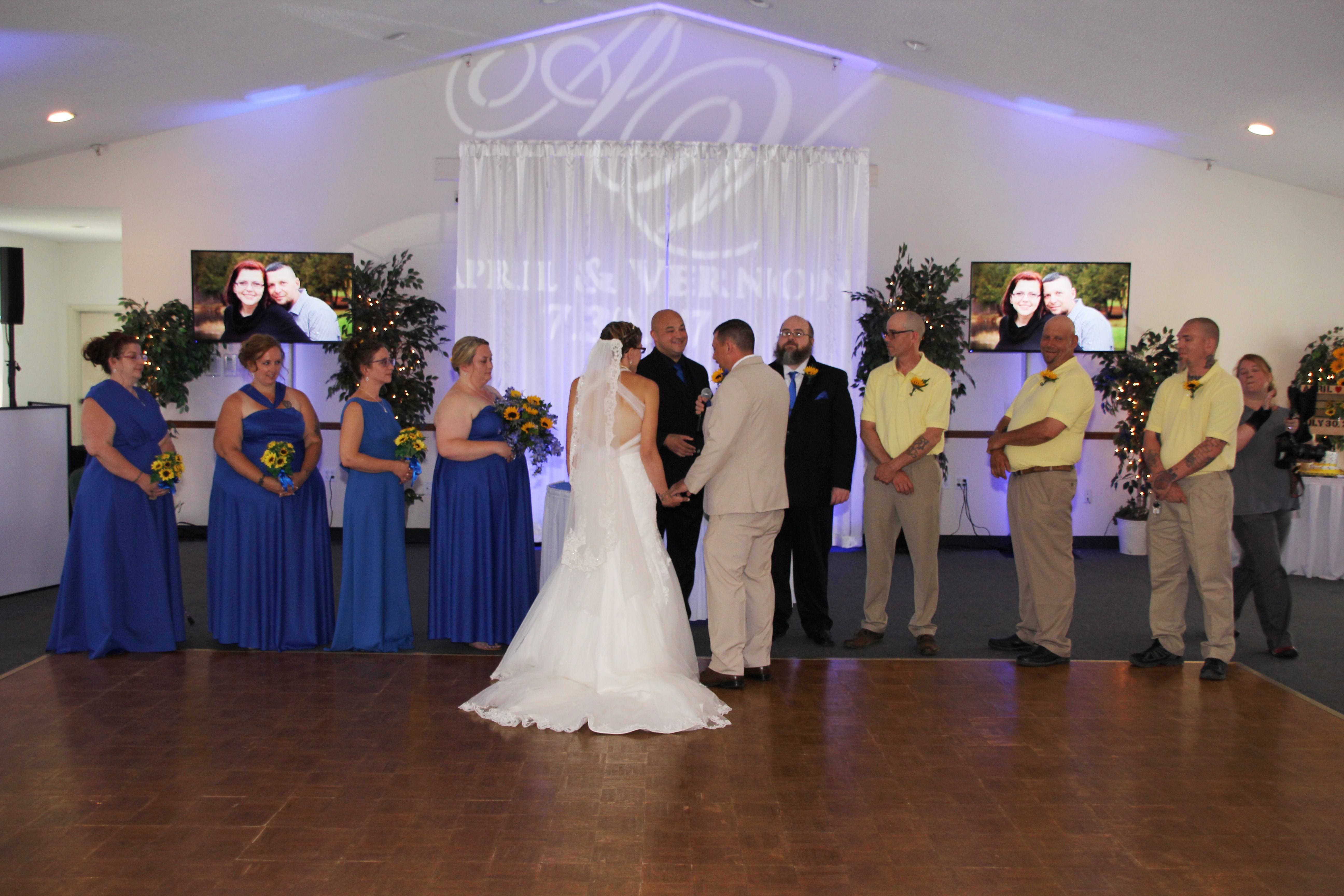 ceremony wilton elks
