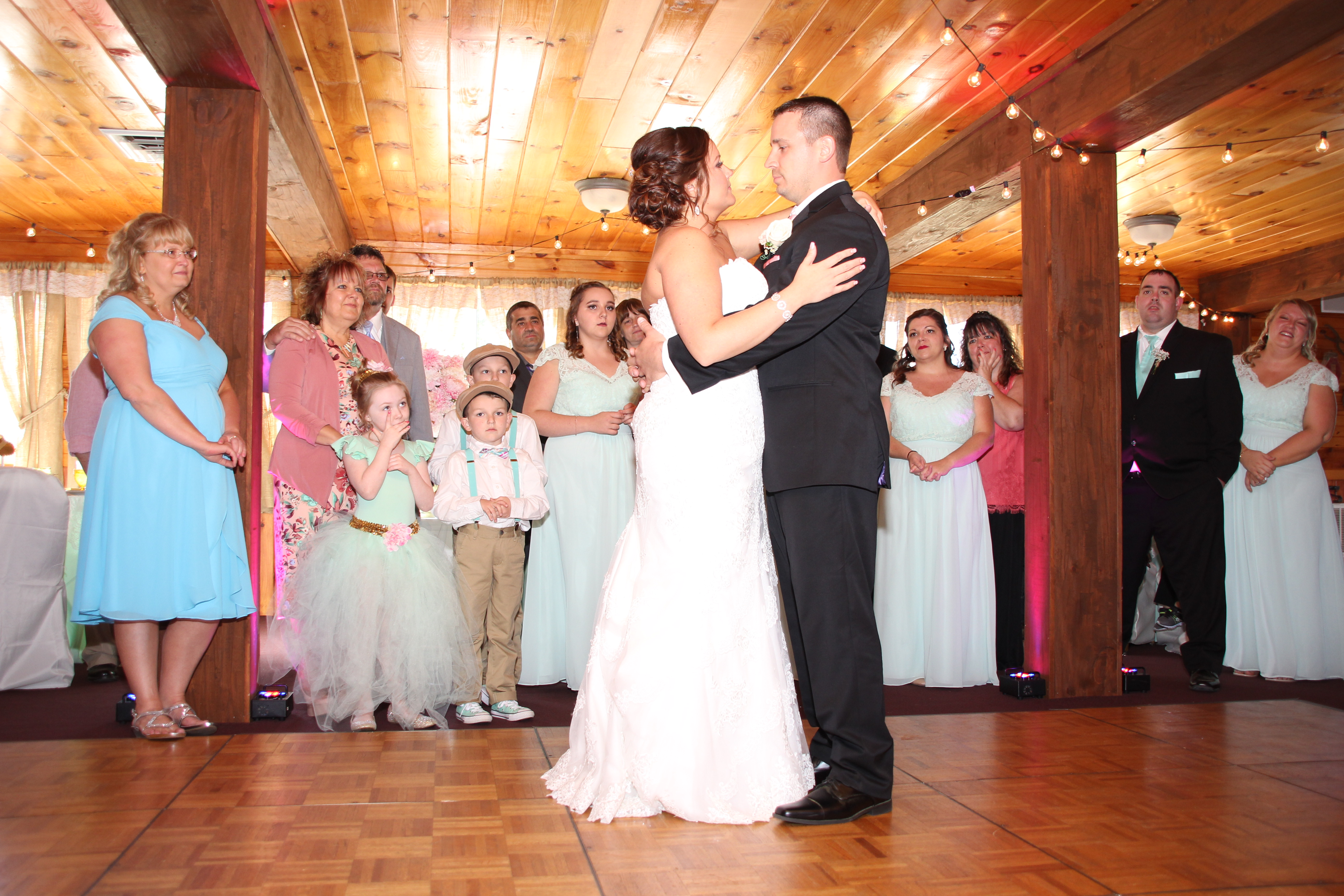 first dance 1925 barn