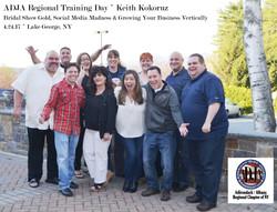 April 2017 All Wedding Pros Training