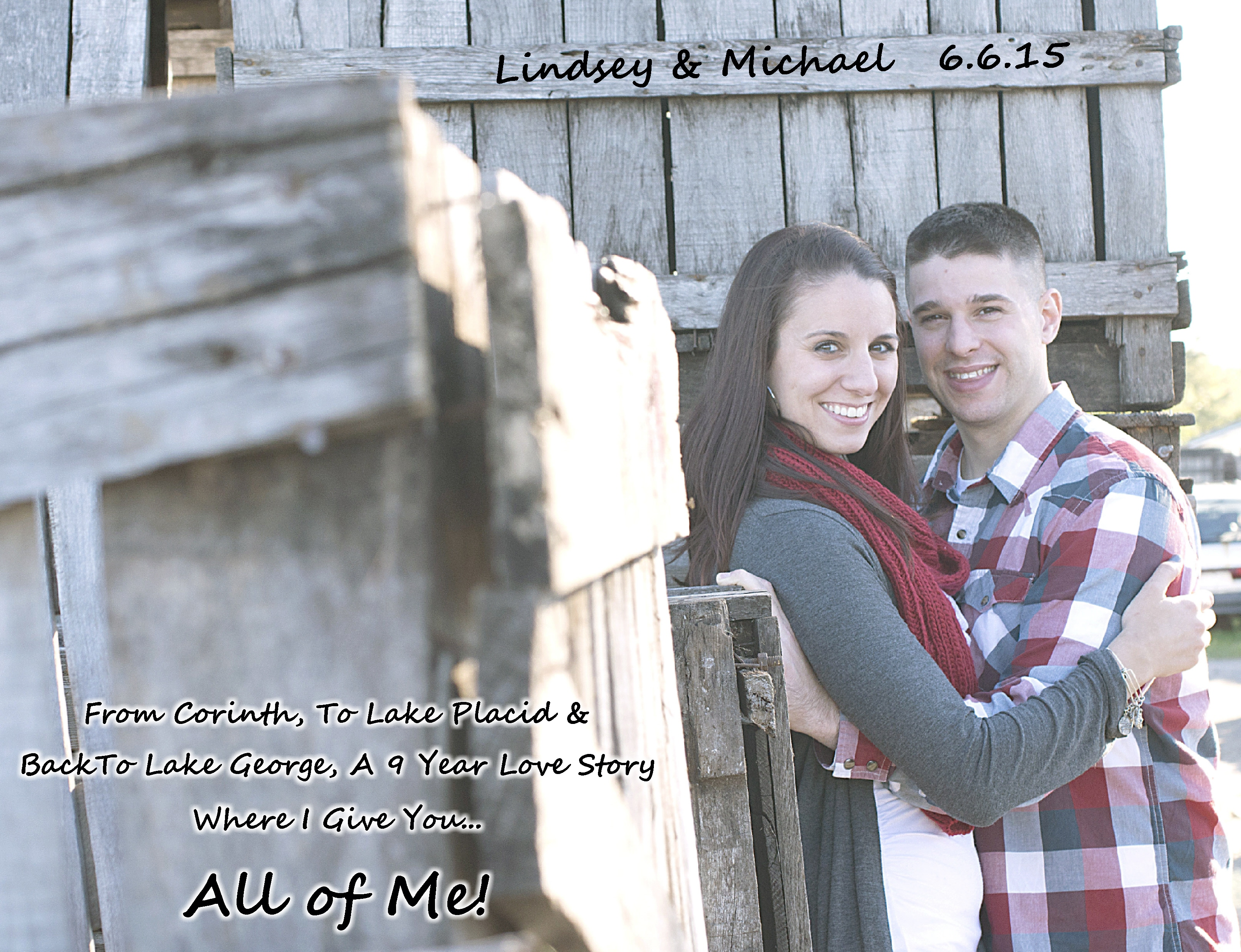 6-6-15 lindsey & michael