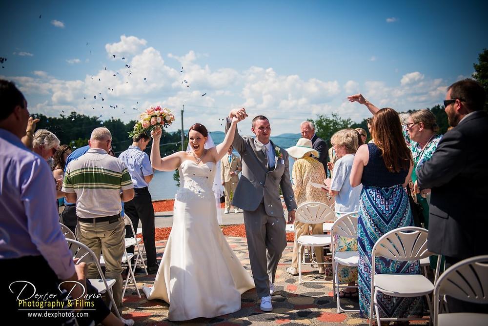 Dunham's Bay Resort Wedding