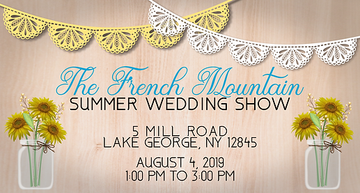 Summer Wedding Show Cover