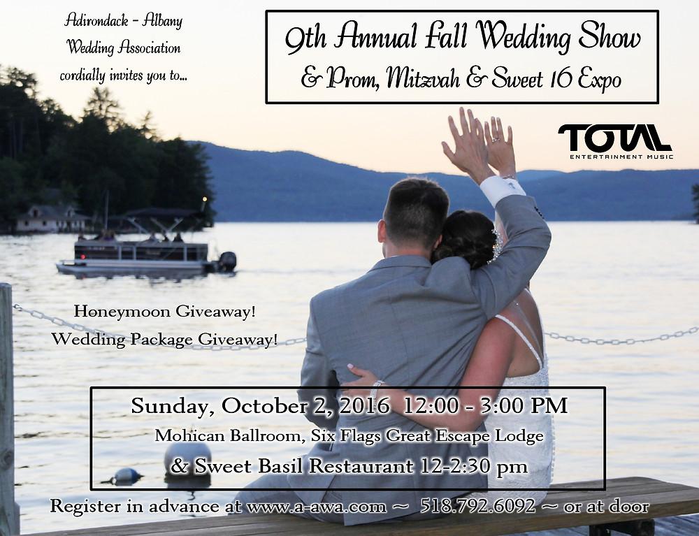 Adirondack Wedding Show