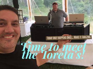 Time to meet the Toretas!