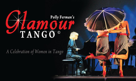 Glamour Tango - China Tour 2015