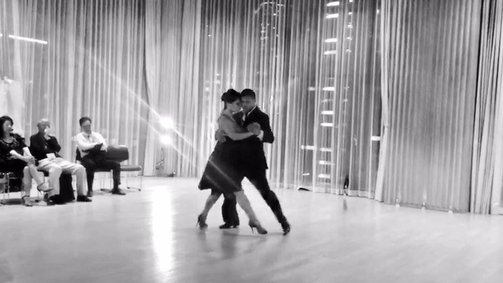 Manhattan Wednesdays Group Tango Class