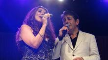 Luz del Alba & Plácido Domingo Jr.  in Concert for the first time in USA