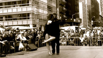 "Tango at the ""Ninth Avenue International Food Festival"" at Manhattan!"
