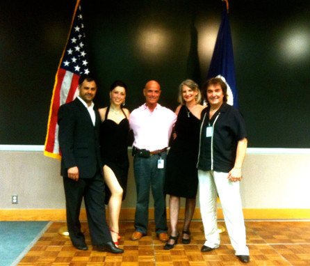 Tango at the  United States Department of Agriculture- Washington DC.
