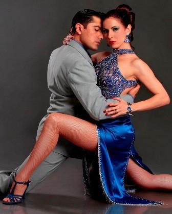 Dancers Daniel Juárez & Alejandra Armenti  in New York!