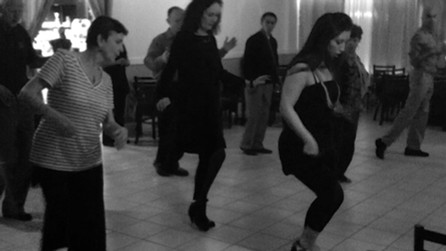 Washington & Maryland Azul's Tango Workshops