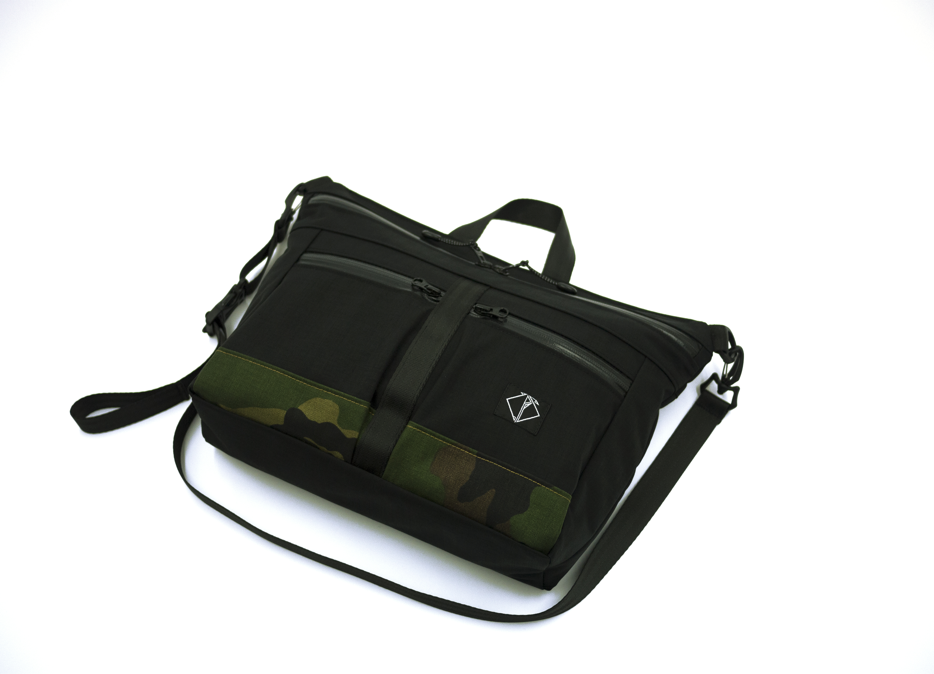 TOTE MESSENGER CAMOUFLAGE