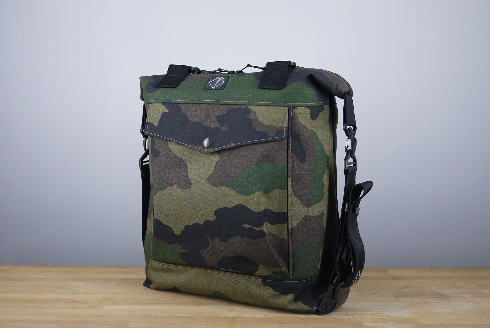 ALL DAY BAG MILITARY