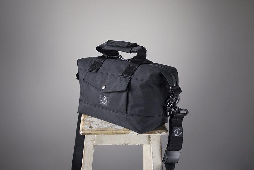 SMALL RIDER BAG BLACK FULL CORDURA