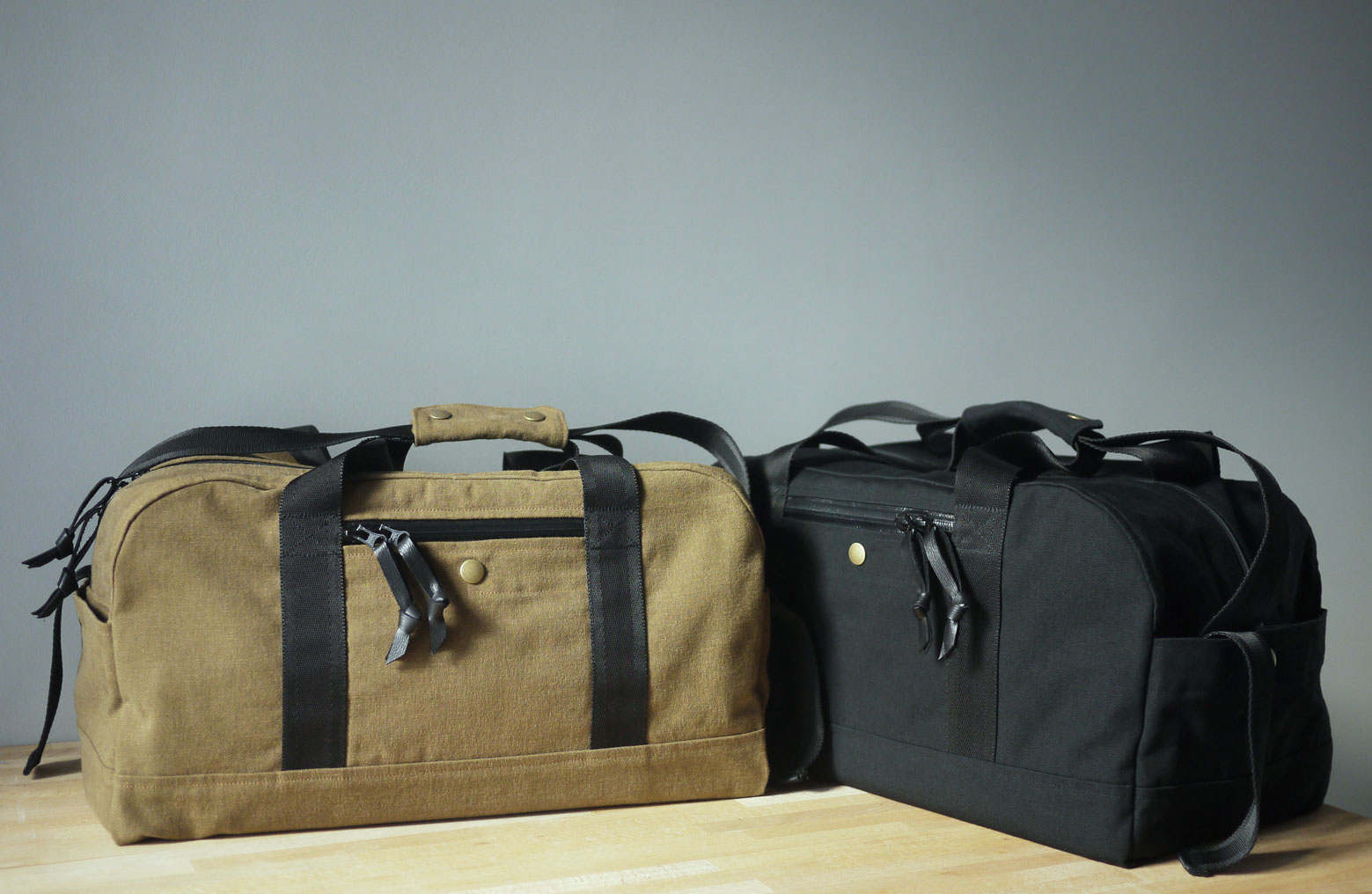 SPORT BAG CANVAS