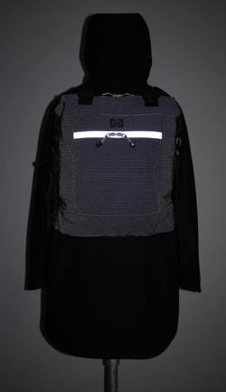 ALL DAY BAG REFLECTIVE