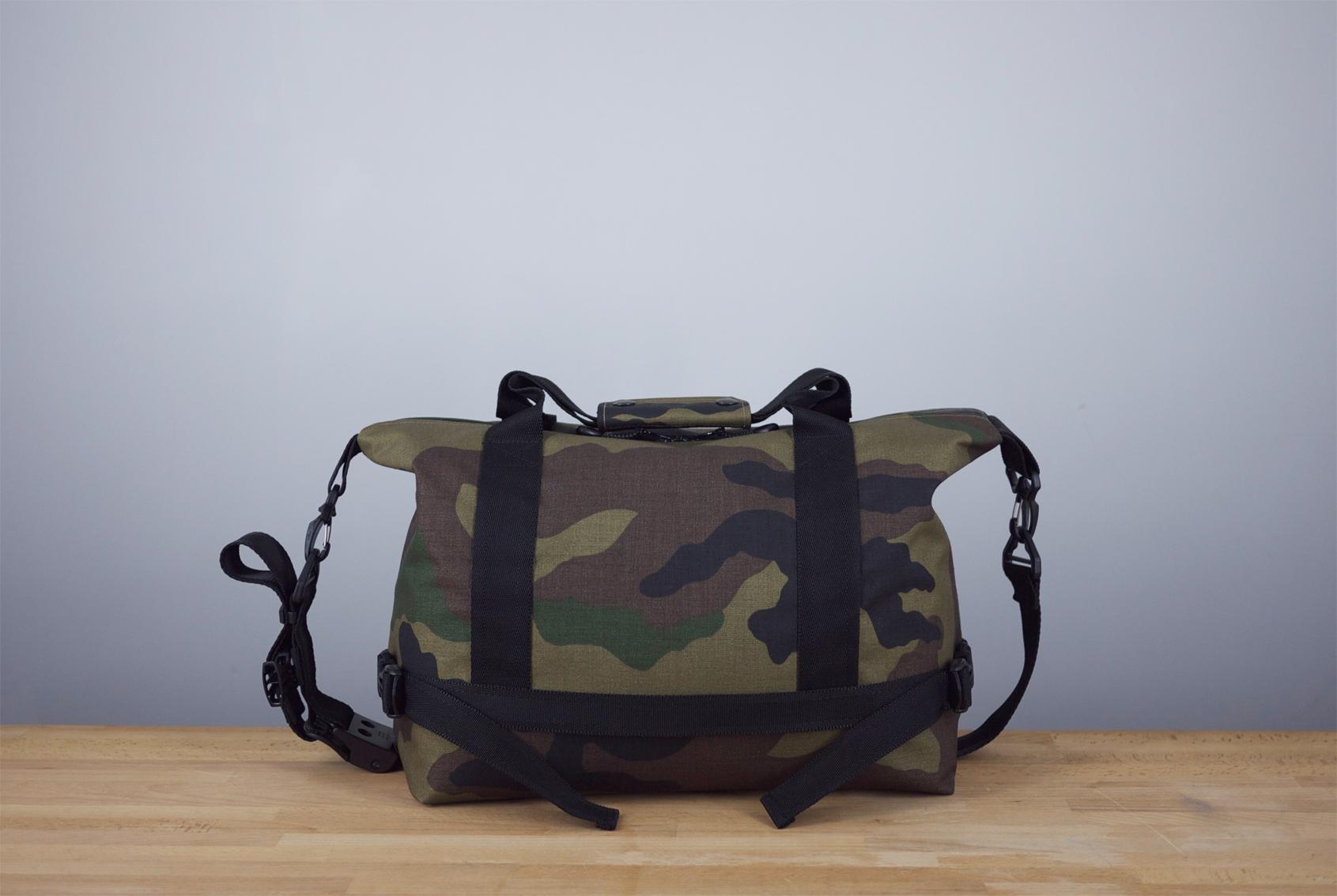 RIDER BAG MILITARY