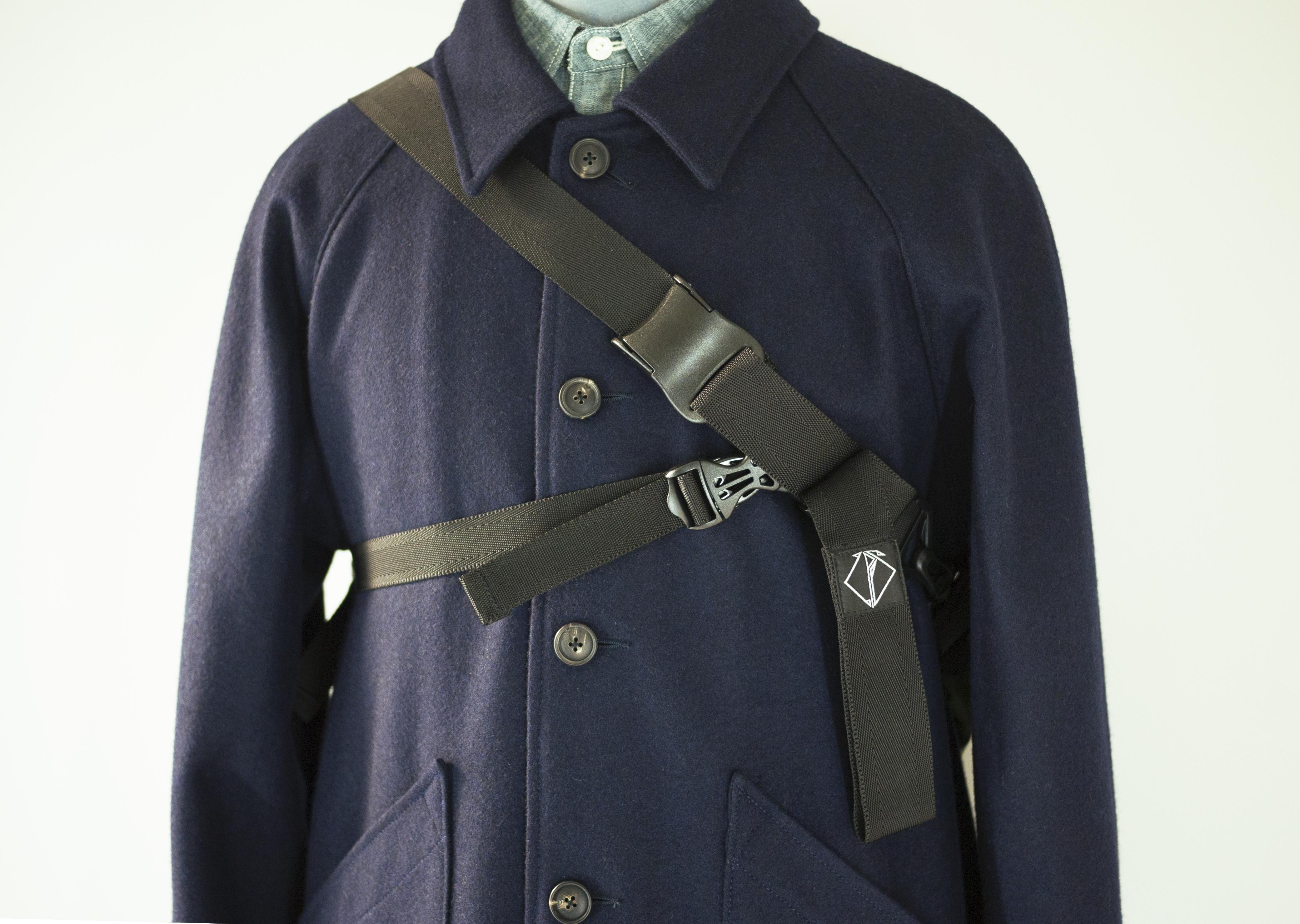 STRAP SYSTEM RIDER BAG