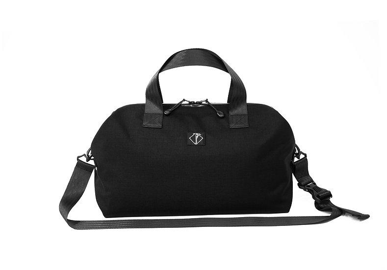 BLACK ORIGAMI BAG
