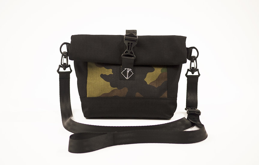 MINI RIDER BAG ROLL-TOP CAMO EU