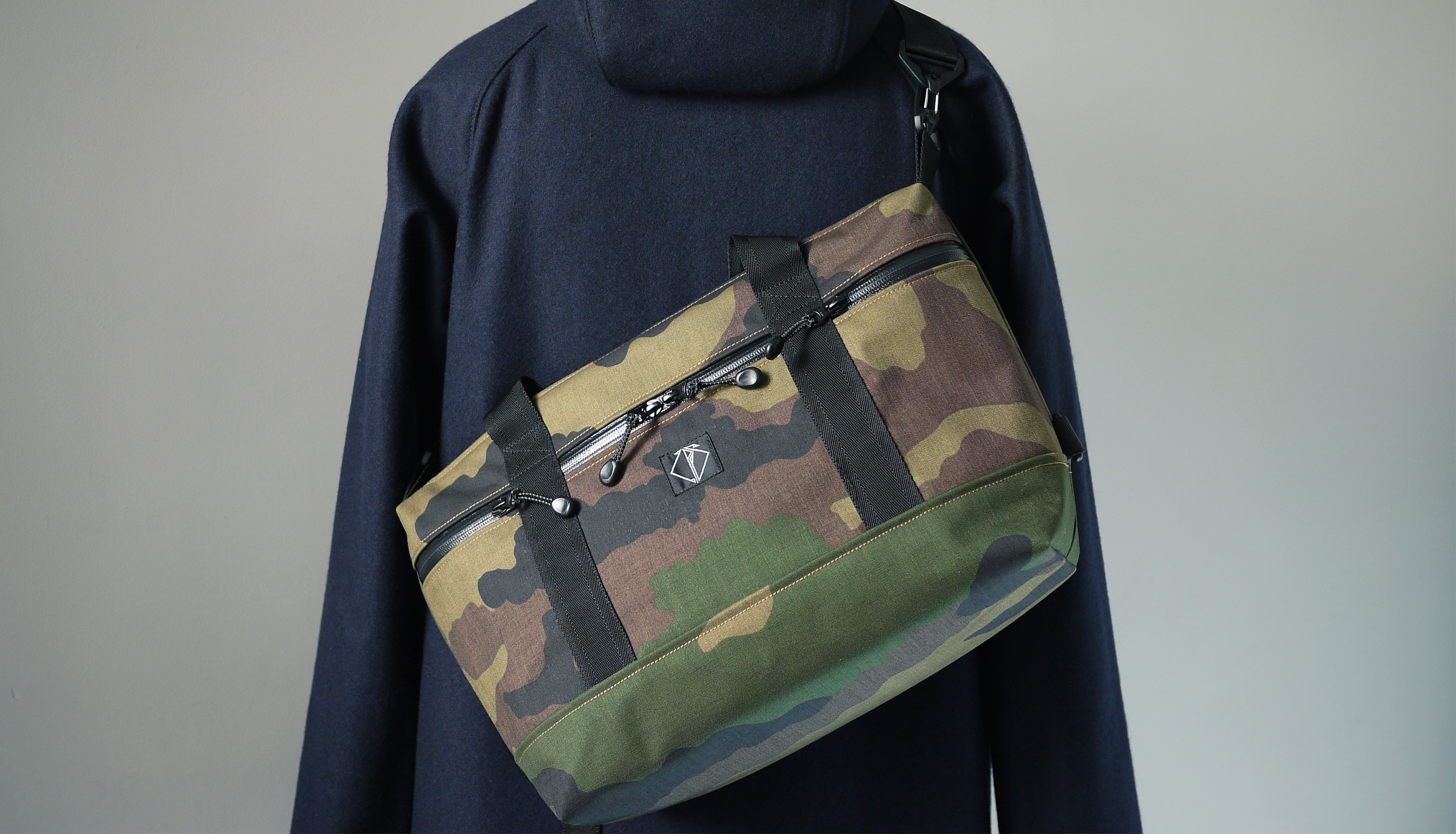 RIDER BAG CAMOUFLAGE