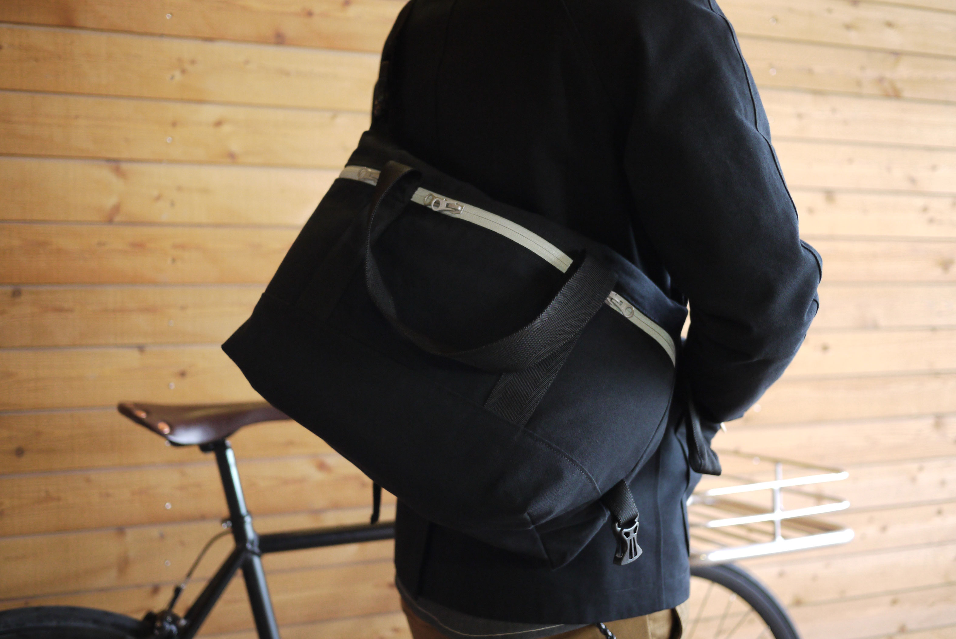 RIDER BAG CANVAS