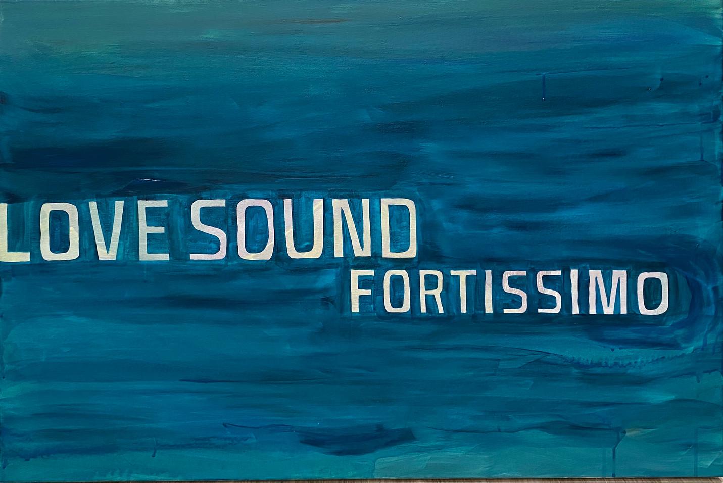 Love Sound Fortissimo