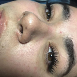 Classic eyelash extensions will never go