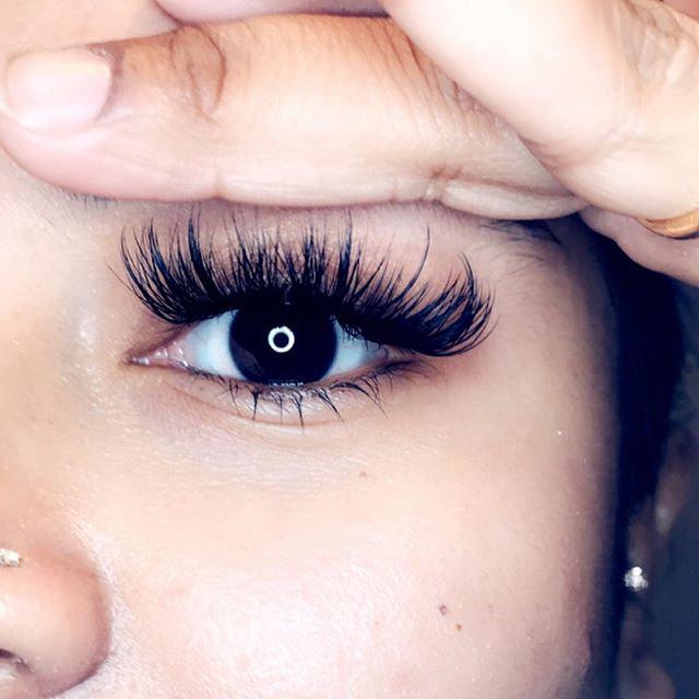 1 week Hybrid Fill Eyelash Extension