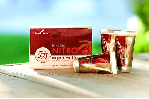 Young Living - ​​​​​​​NingXia Nitro® Cognitive Fitness 14 20-ml tubes