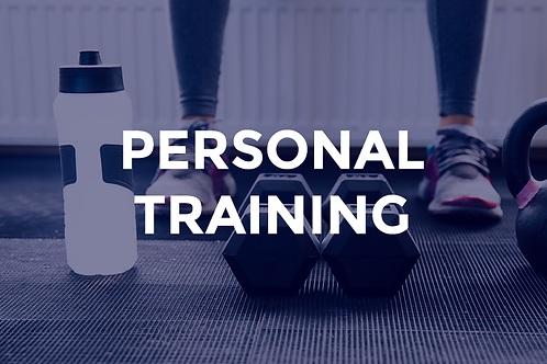 1 Personal Training Session - 30 Minutes