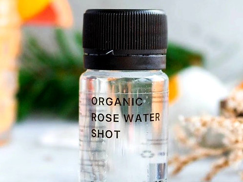 Erbology Organic Rose Water Shots (Box of 30 x 1.4 fl oz Shots)