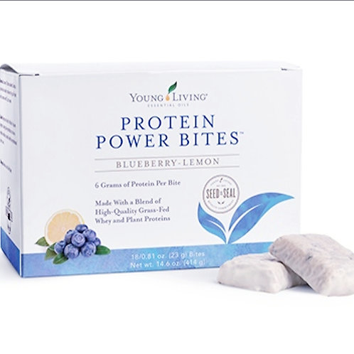 Young Living - Protein Power Bites 18/0.81 oz (23 g) Bites