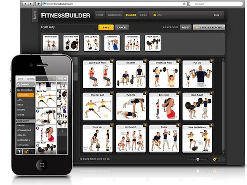 """Online Training - """"Get Fit"""" Monthly Membership"""